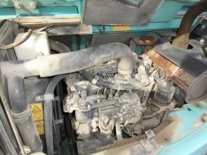 コベルコ建機 SK75UR-3ES エンジンルーム