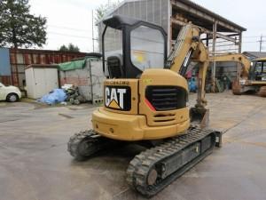 CAT 304CSR