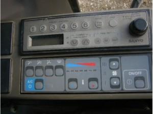 住友建機 SH125X-3 ユンボ