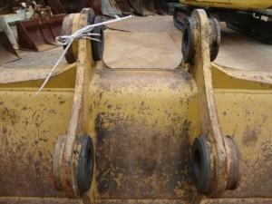 スケルトンバケット CAT320C,D用