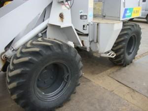 古河 FL35-2 タイヤ