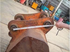 スケルトンバケット ピン径 幅 φ80mm w305mm