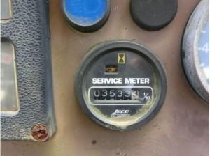 コマツ WA70-1 アワーメーター