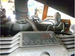 デンヨー DCA-25SPTⅡ エンジン