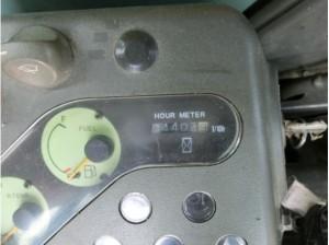 ヤンマー B7-5A アワーメーター
