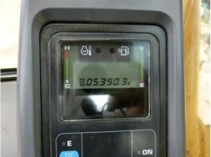 コマツ PC78US-6N0 アワーメーター