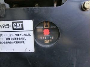 CAT 305SR アワーメーター